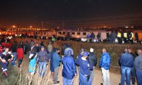 South Africa Train Collision Injures 320 People