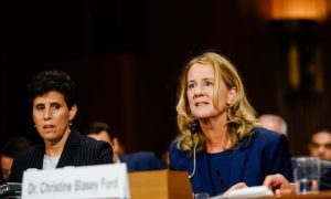Friend of Christine Ford Pressured by Former FBI Agent to Revise Statement: Report