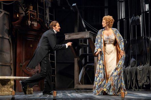 Bernhardt/Hamlet with Jason Butler Harner and Janet McTeer