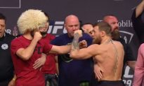 Conor McGregor Calls for Khabib Nurmagomedov Rematch in Russia