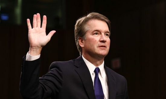 New York Times Issues Major Correction to Story About Brett Kavanaugh