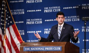 Paul Ryan Praises Republican Accomplishments