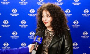 Julie Nesrallah on Shen Yun Symphony Orchestra: 'It's just perfect'