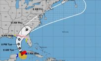 Hurricane Michael Forms: Now a Category 1 Storm