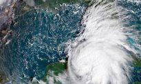 Flooding Reported on Dauphin Island, Alabama, Ahead of Hurricane Michael