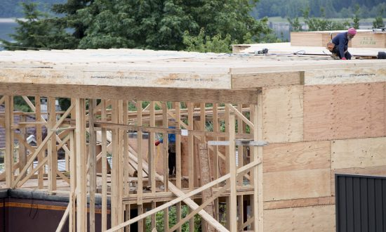 Housing Starts Pace Hurting From Higher Rates, Stricter Mortgage Rules