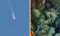 Astronauts Escape Soyuz Rocket After Major Malfunction On Way To ISS