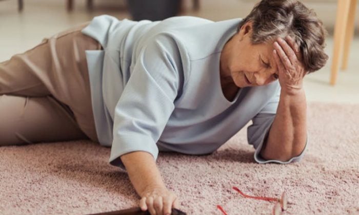Falls become more likely as we age, but we can protect ourselves with a fall prevention plan. (Photographee.eu/Shutterstock)