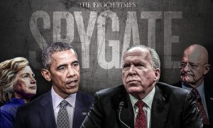Spygate: The True Story of Collusion [Infographic]