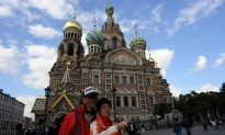 Russian Travel Website Publishes Guide for Chinese Tourists to Avoid Social Faux Pas