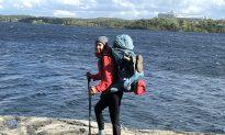 Lone Woman Walking Canada's 15,000km Great Trail