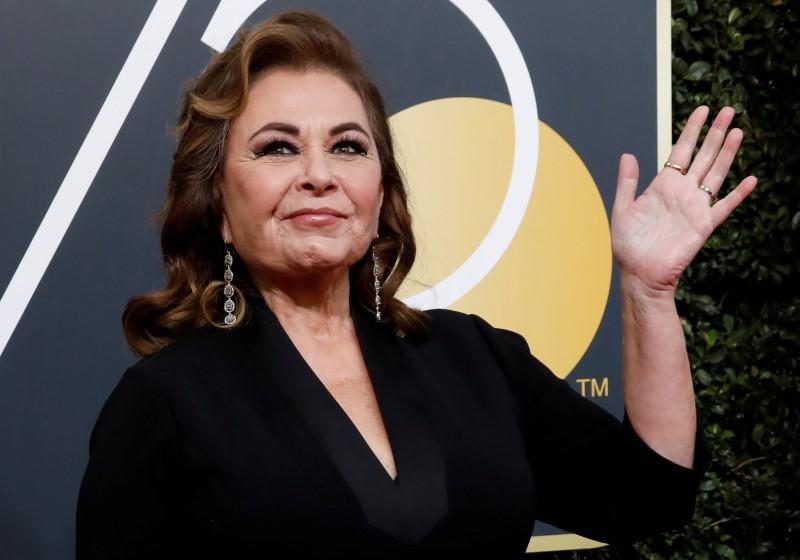 Actress Roseanne Barr