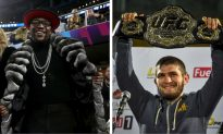 Khabib Nurmagomedov Calls Out Floyd Mayweather: 'In the Jungle There's Only One King'
