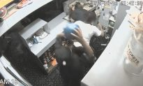 Video: Men Violently Beat Bowling Alley Employee, Hit Him in the Head With Bowling Ball
