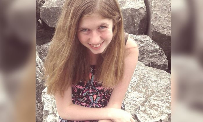 Jayme Closs, 13, is found. (Barron County Sheriff's Department)