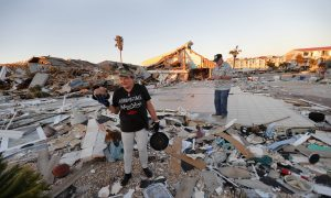 Mexico Beach, Florida, Still Ruined as Hurricane Season Approaches