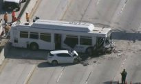 Freeway Bus Crash in Los Angeles Injures Dozens of People: Reports