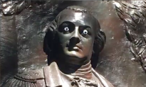 Monument's Googly Eye Mischief Is 'No Laughing Matter' in Savannah