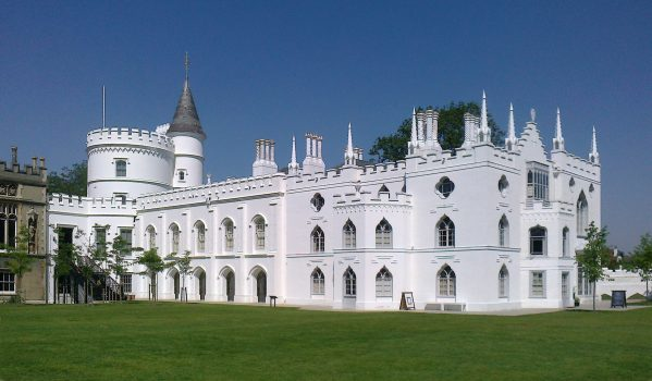 Strawberry Hill House after 2012 restoration