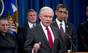 Jeff Sessions Is Out as Attorney General, Replaced by Matthew Whitaker