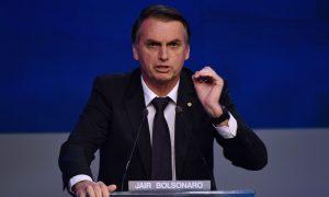 Brazil's Bolsonaro: 'China Is Buying Brazil'