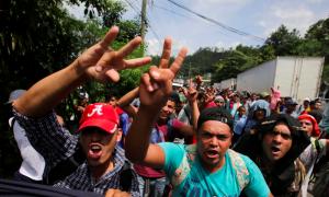 Trump Threatens to Cut Aid to Honduras If Migrant Caravan Proceeds