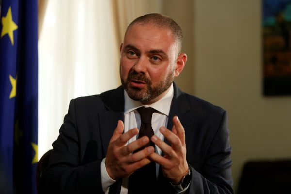 Malta's Minister for Justice, Culture and Local Government Owen Bonnici