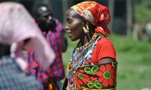 Women in Kenya Change Their Lives Through Basic Literacy Skills