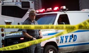 NYC Shootings Up 220 Percent From a Year Ago
