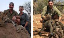 Idaho Wildlife Commissioner Blake Fischer Resigns Over Dead Baboon, Leopard, Giraffe Photos
