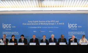 IPCC and Skeptics Agree Climate Change Is Not Causing Extreme Weather