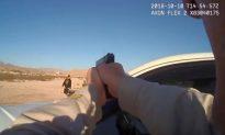 Video: Suspect Fatally Shot After Pulling Handgun From a Bush
