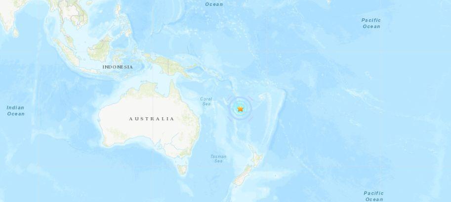 quakes hit new caledonia