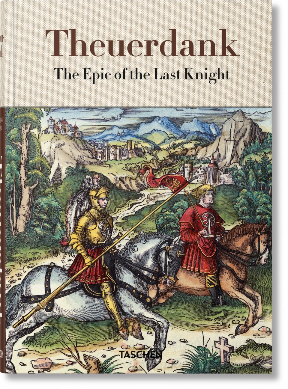 Knight Theuerdank, an epic tale of Maxmilian I