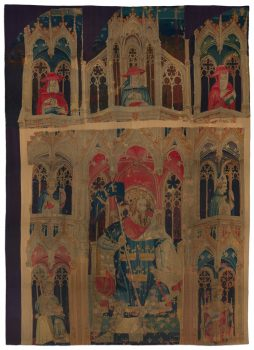 King Arthur (from the Nine Heroes Tapestries