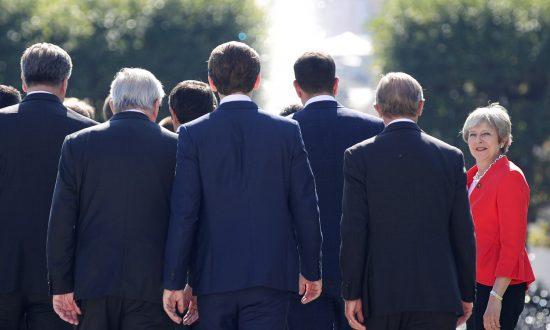 EU Leaders Prepare Hardball Brexit Summit for UK Prime Minister Theresa May
