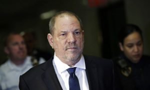 New Accusation of Police Wrongdoing in Weinstein Case