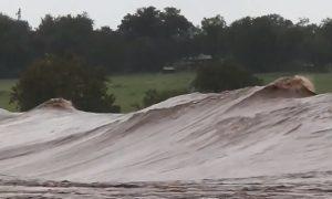 More Rain Headed for Already Sodden Texas