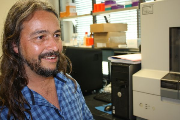 HIV scientist Tulio de Oliveira