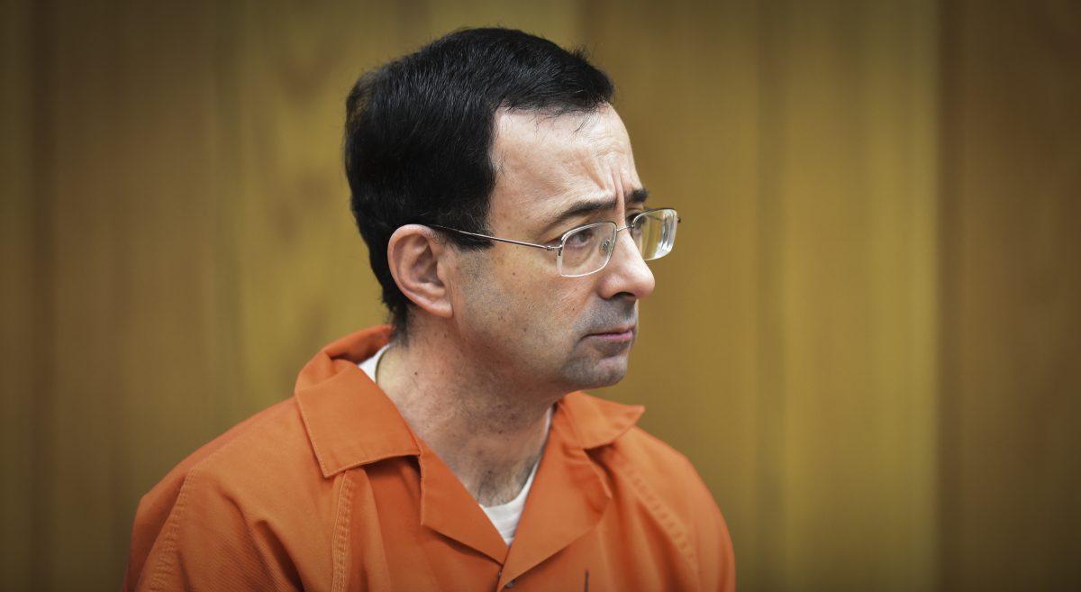 Larry Nassar doctor admitted molesting