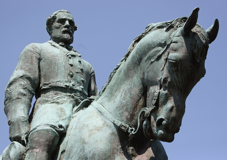 statue Robert E Lee