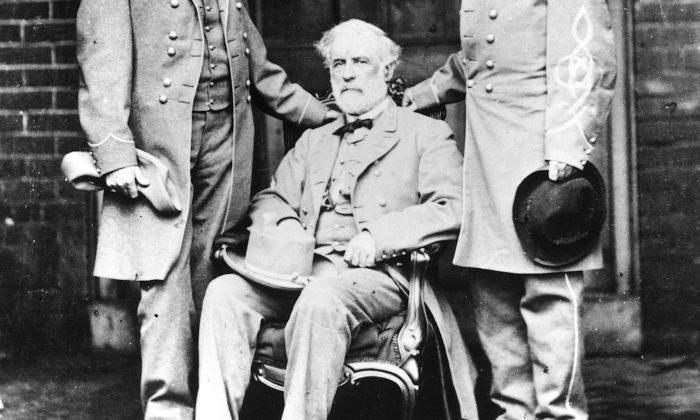 American General Robert E Lee. (Mathew Brady/Getty Images)