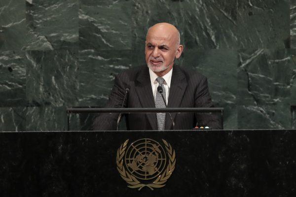 Ashraf Ghani Aghanistan president Assembly
