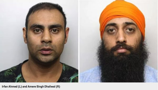 two convicts in grooming gang
