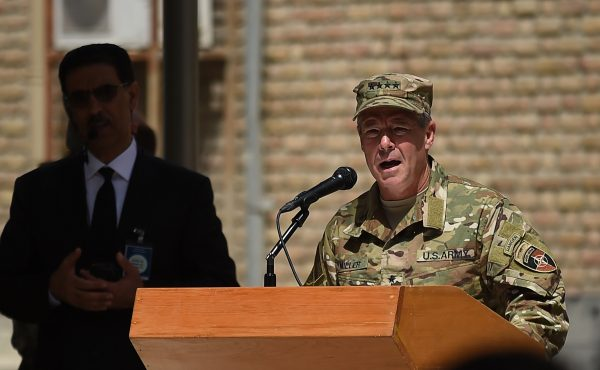 General Scott Miller Afghanistan