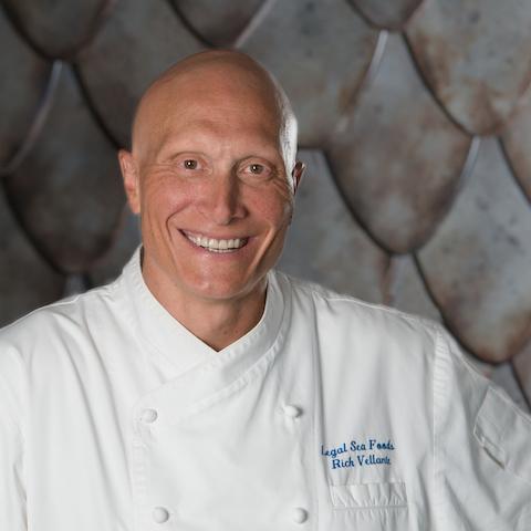 Richard Vellante of Legal Sea Foods