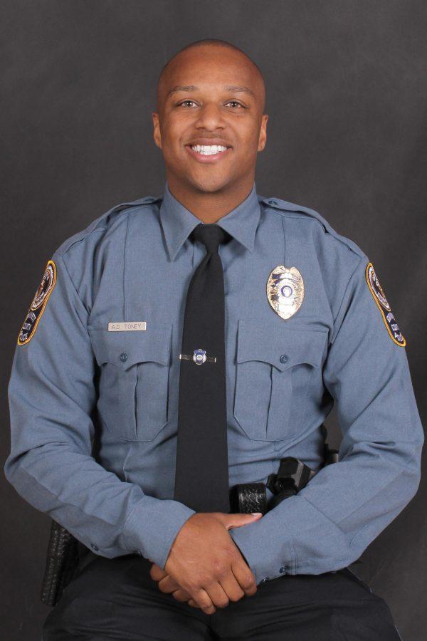 Murder victim Georgia police officer Antwan Toney