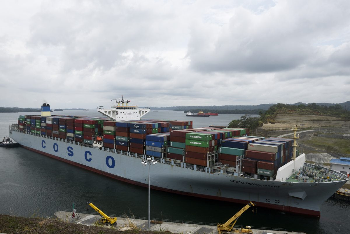 China's COSCO Dalian Ships Shut Off Tracers After US Sanctions Announced