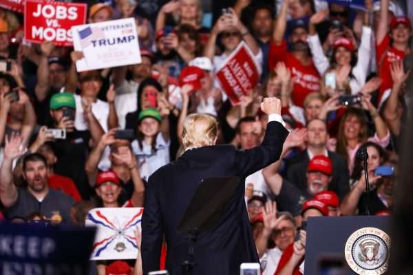 Trump MAGA rally in Arizona