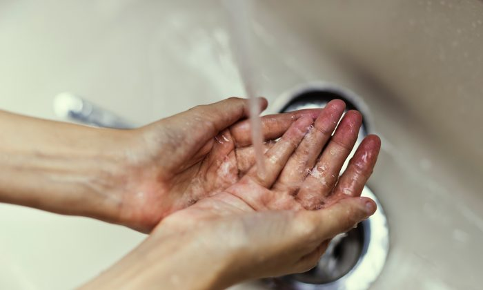 Hand washing is an effective way to help prevent the spread of potentially dangerous bacteria.